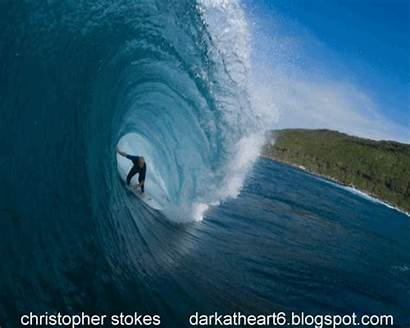 Tsunami America Again November Surfing Link Giphy