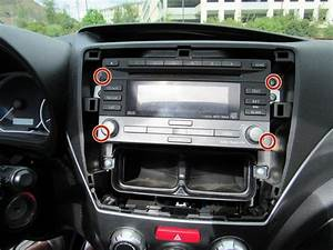 2009 Subaru Impreza Wrx Stereo Replacement