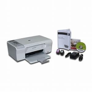 Hp Deskjet F4280 All-in-one Color Inkjet Printer