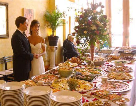 caffe luna  site wedding reception