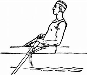 Rowing Boat Cartoons Cartoon Funny Picture Pictures