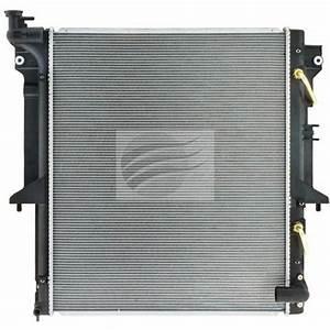 Radiator - Koyo   Mn 4d56 2 5l