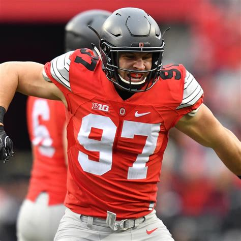bestes shoo 2018 ranking the top 100 college football players for the 2018 season bleacher report news
