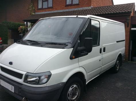 ford transit mk  dudley dudley