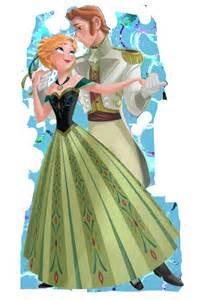 Disney Frozen Anna and Hans