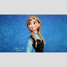 Princess Anna Frozen Wallpapers  Hd Wallpapers  Id #13006