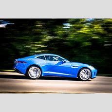 Jaguar F Type Coupe  Looking Stylish In Blue Review  Men