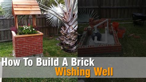 How To Build A Wishing Well Youtube