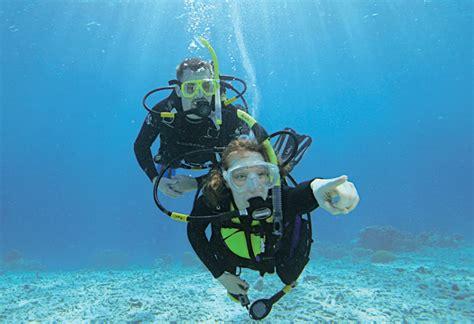 discover scuba diving kembali diving