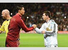 Lionel Messi and Cristiano Ronaldo could line up together