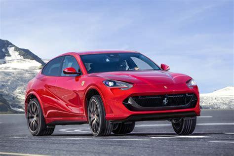 Video Ferrari Suv (2019) Autobildde