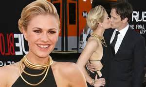 Married Anna Paquin Says Monogamy And Bisexuality Are Not