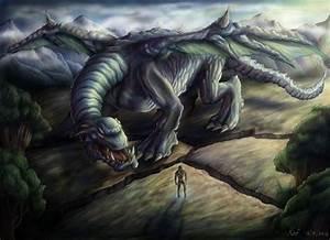 Epic Dragon By Raf1993 On DeviantArt