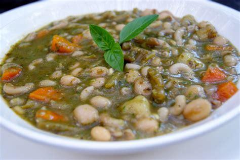 soupe au pistou la p 39 tite cuisine de pauline