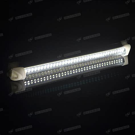 2x 72 led interior light bar car caravan on