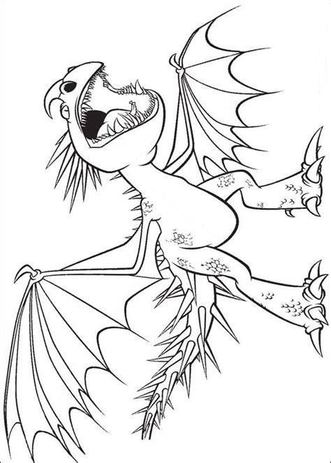 kids  funcom coloring page   train  dragon