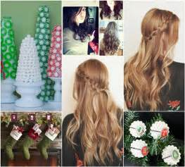 chic christmas hairstyles ideas for 2013 christmas parties with hair extensions clip on vpfashion