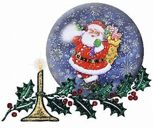 Boule De Neige Noel : boule de no l boule de neige papa no l et cadeau ~ Zukunftsfamilie.com Idées de Décoration