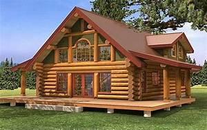 Maison Rondin Bois : cabane en rondin de bois en kit jardin ~ Melissatoandfro.com Idées de Décoration