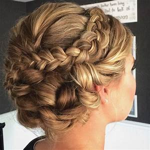 25 Very Stylish Soft Braided Hairstyles ideas 2018 2019 Page 4 of 9