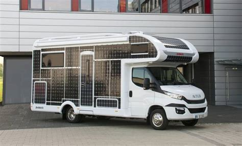 This electric RV is powered by solar : TreeHugger