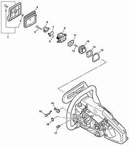 Stihl Ms 290 Parts Diagram