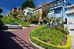 Lombard Street-Dangerous Curves Ahead - Car Lovers Direct
