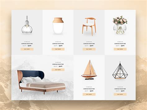 Furniture Catalog by List Products Furniture For Website Web Design Layouts