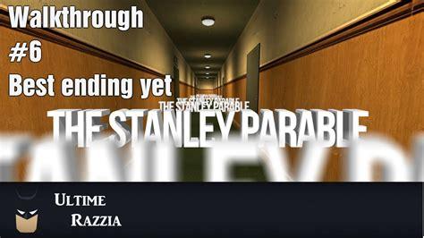 walkthrough  stanley parable