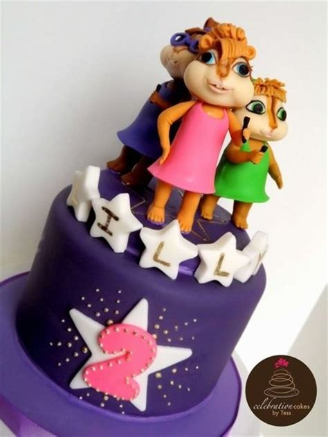 Alvin And The Chipmunks Cake Toppers Uk by The 14 Best Images About Alvin The Chipmunks Cakes On