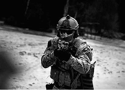 Military Soldier Army Gifs Animated Grom Shooting