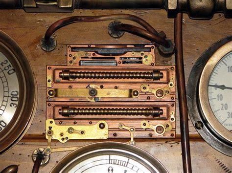 Steampunk Frankenstein Computer