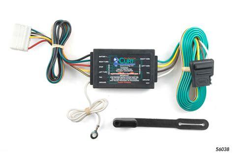 Acura Mdx Wiring Kit Harness Curt Mfg