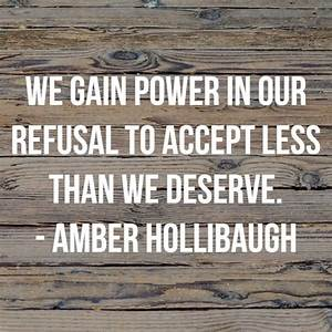 Quotes for My D... Amber Hollibaugh Quotes