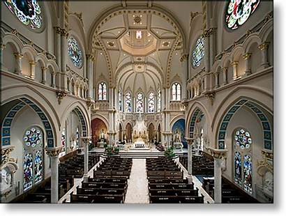 Joseph St Macon Georgia Catholic Church Cathedral