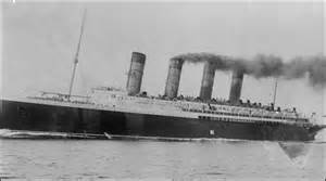 bbc beds herts bucks beds lusitania survivor remembers
