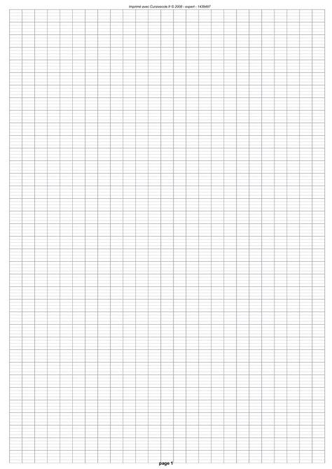 Feuilles quadrillées et dessins à imprimer. Des lignes de cahier - Page 451