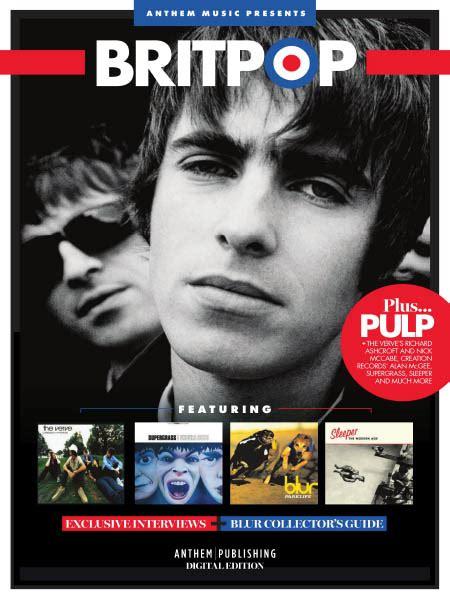 anthem  presents britpop
