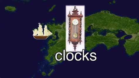 History Of Japan Memes - clocks guns and jesus history of japan know your meme