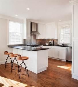 couleur carrelage cuisine maison design sphenacom With couleur carrelage sol