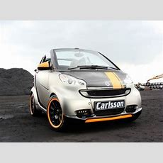 2010 Carlsson C25 Smart Fortwo Edition  Top Speed