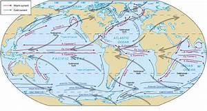 Ocean Current Maps