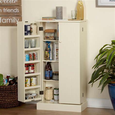 Kitchen Cupboard Storage by Kitchen Storage Utility Cabinet Food Organizer Cupboard