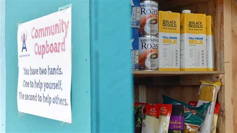 Community Cupboard by Bundy Create Community Service Second To None