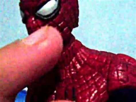 Bonecos do espetacular homem aranha YouTube