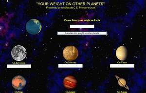 Karen Ogen- i Teach With Technology: Solar System Sites