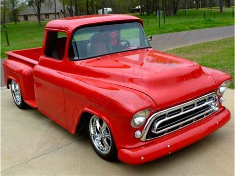 1957 Chevrolet Pickup For Sale  Classiccarscom Cc804041