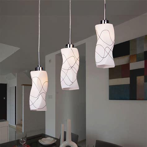 modern glass chandelier ceiling pendant fixtures light