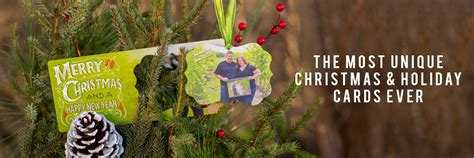 unique christmas  holiday cards