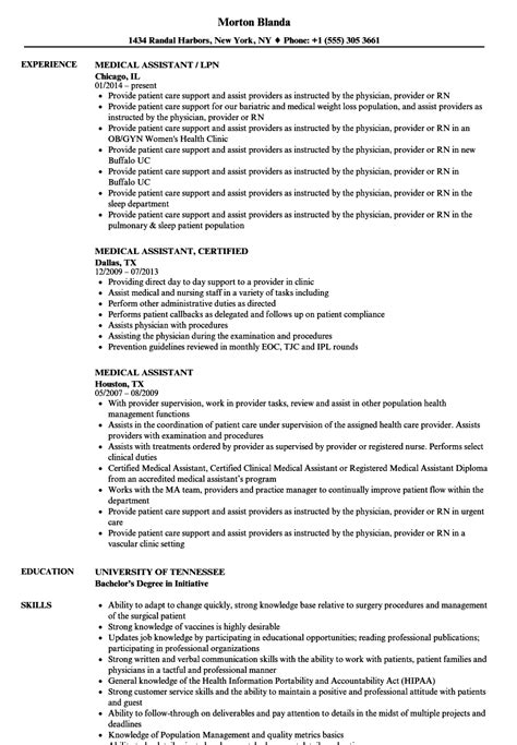 Specimen Of Resume by Assistant Resume Sles Floating City Org